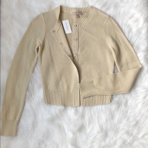 NWT Banana Republic knit cardigan